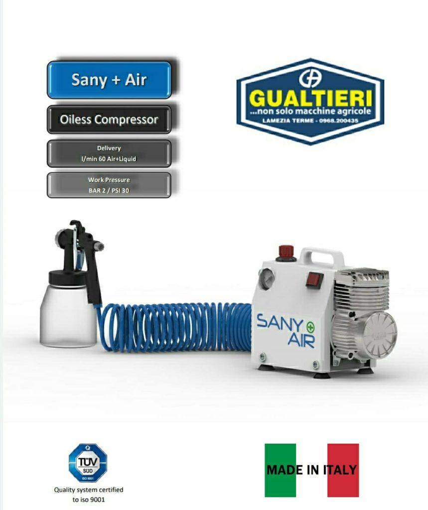 sany+air